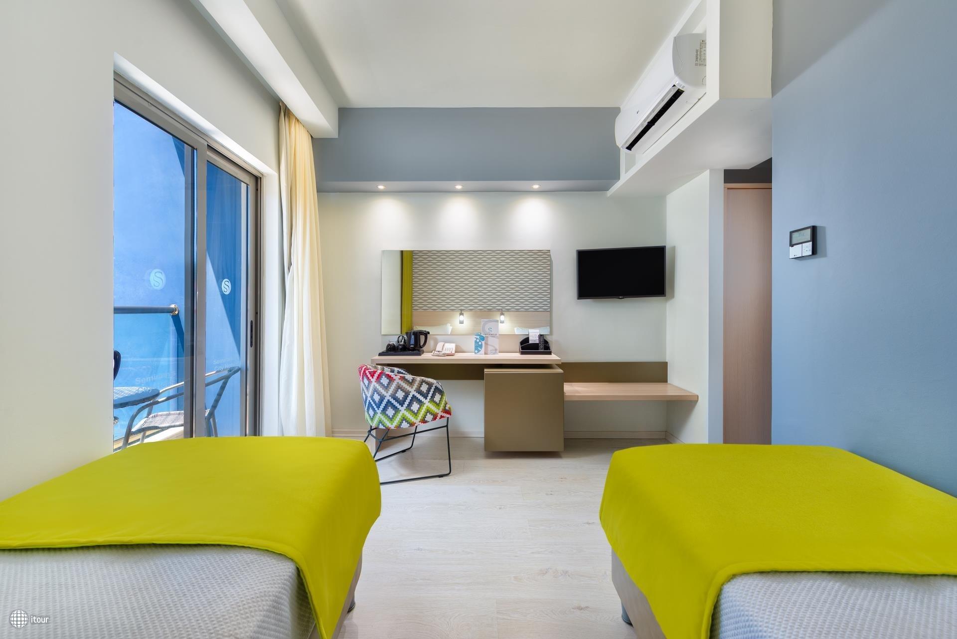 Semiramis City Hotel 2