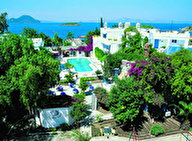 Blue Bodrum Beach