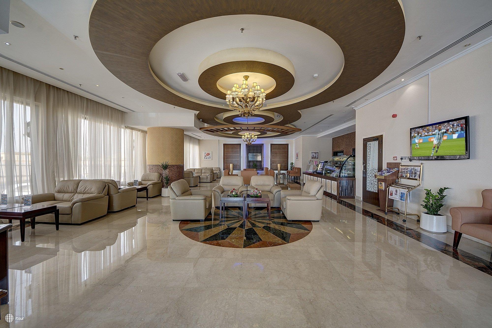 Ewan Ajman Suites Hotel 4