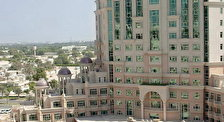 Al Murooj Rotana Hotel & Suites Dubai