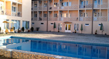 Фото отеля на горящий тур в Абхазию из Москвы