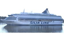 паром Tallink Silja «europa» - Tallink Silja «galaxy»