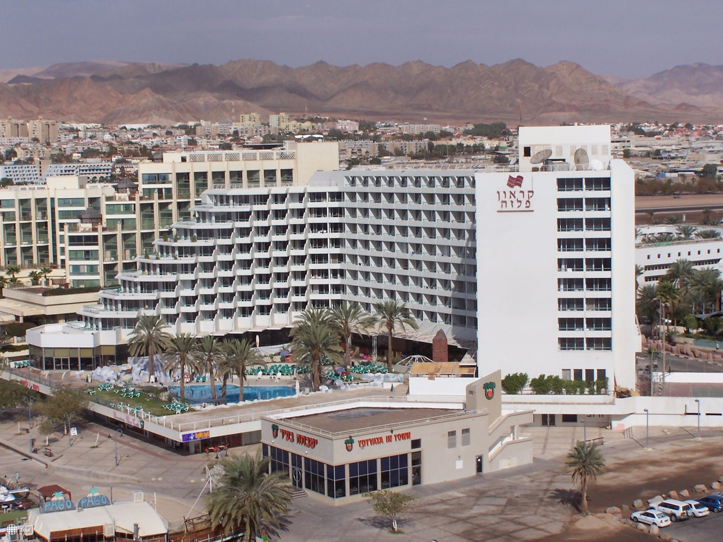 Crowne Plaza Eilat 1