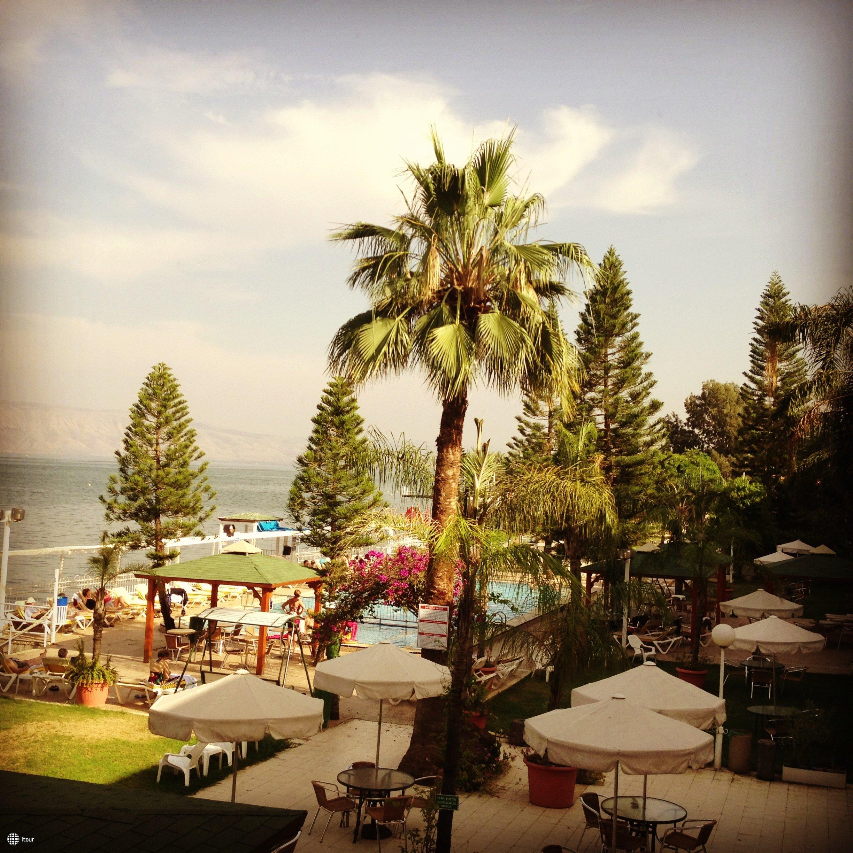 Ron Beach Hotel Tiberias 3