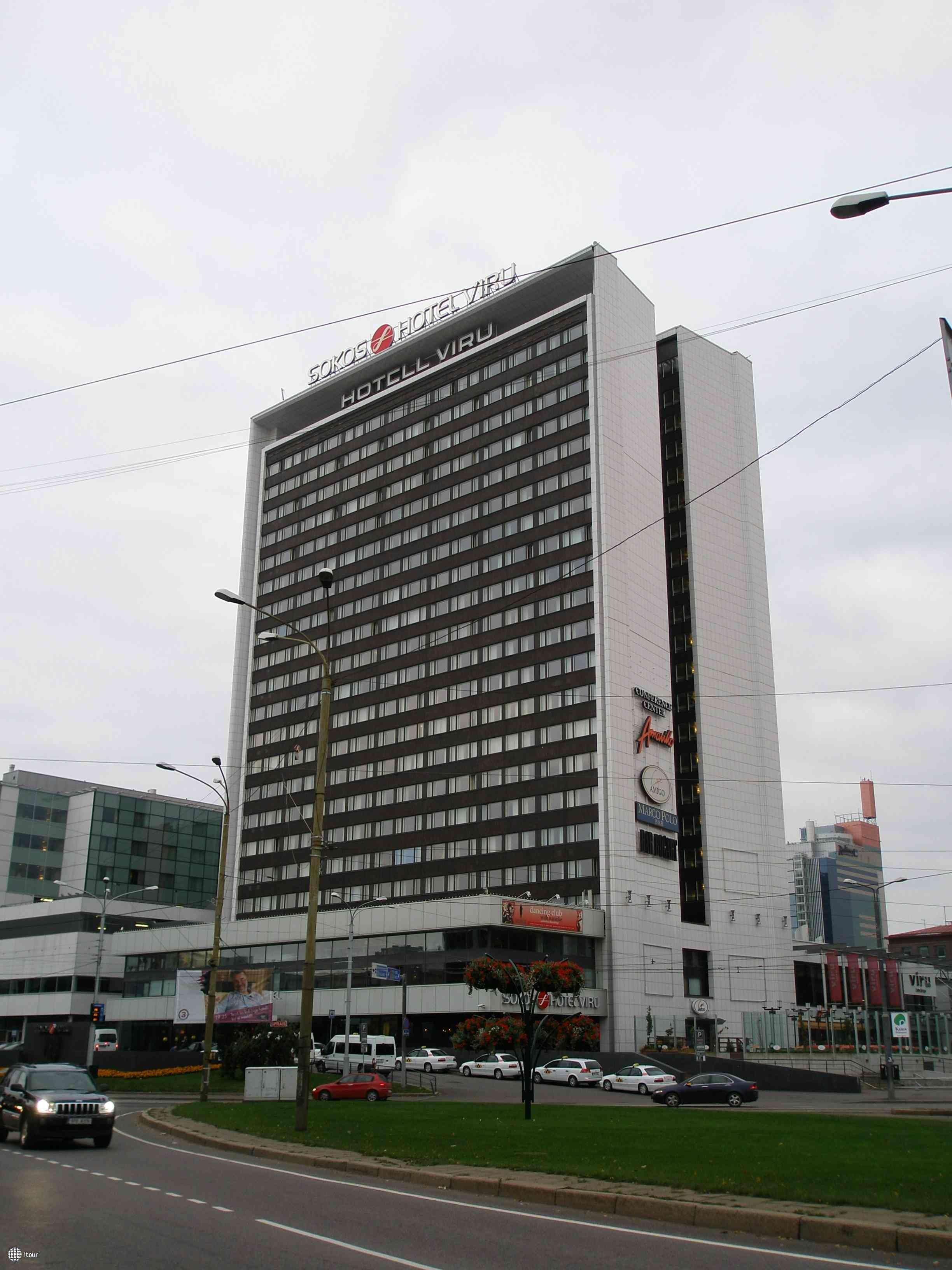 Sokos Hotel Viru 3