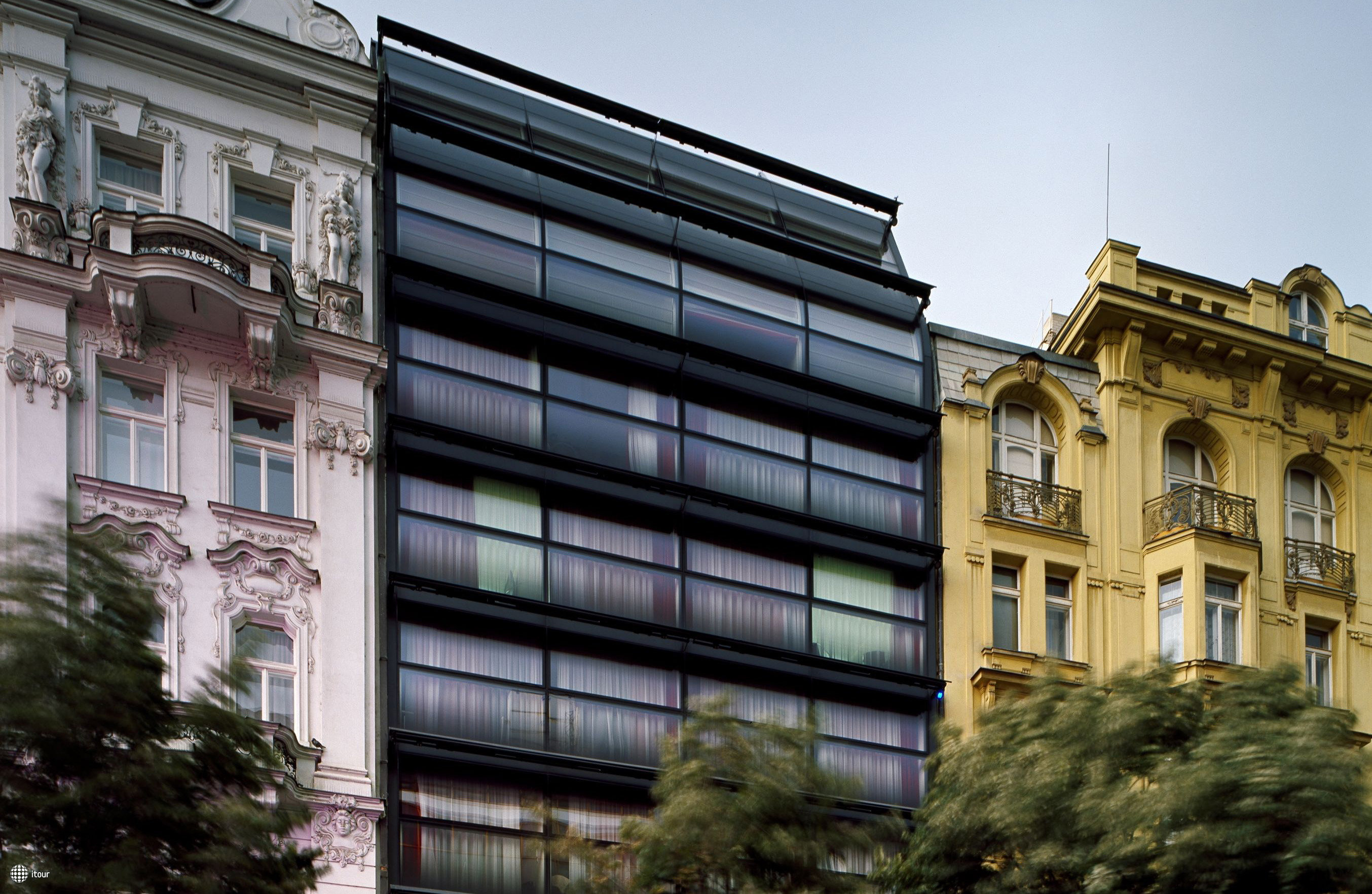 Design Metropol Hotel Prague 1