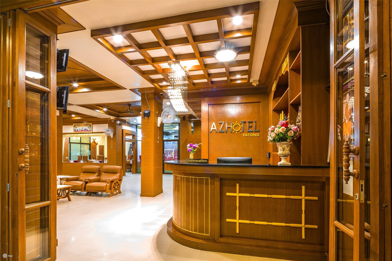 Az Hotel Patong (ex. Bv Resortel) 3