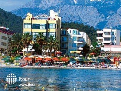 Фото отеля New Bonn Resort