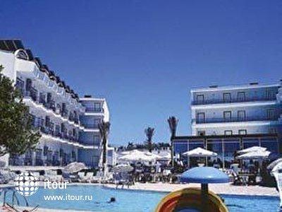 Фото отеля Larissa Blue Hotel