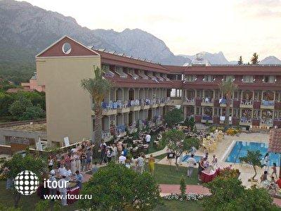Фото отеля Club Ares Hotel