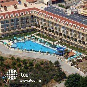 Фото отеля Camyuva Beach