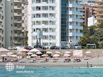 Фото отеля Merlin Beach Hotel