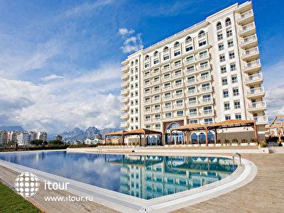 Фото отеля Crowne Plaza Antalya
