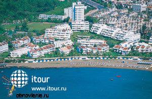 Фото отеля Turist Hotel Beach And Resort