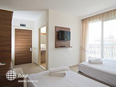 Фото отеля Oba Time Hotel
