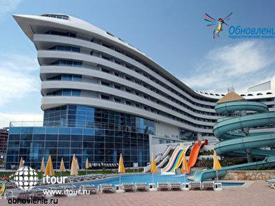 Фото отеля Concorde Deluxe Resort