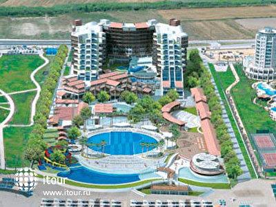Фото отеля Limak Lara Deluxe Hotel