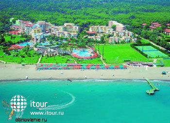 Фото отеля Limak Arcadia Golf & Sport Resort