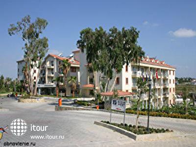 Фото отеля Side West Resort Hotel