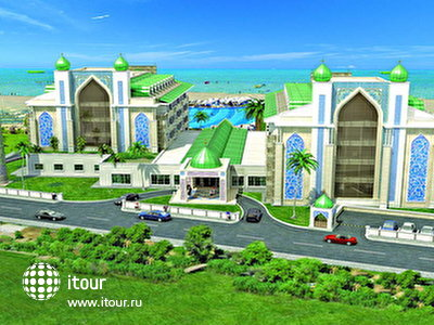 Фото отеля Adalya Resort & Spa