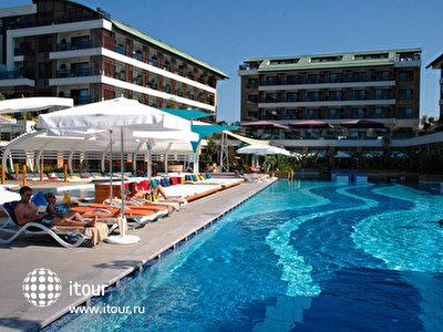 Фото отеля Sensimar Side Resort & Spa