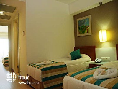 Фото отеля Evren Beach Resort & Spa