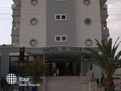 Фото отеля HERA BEACH HOTEL