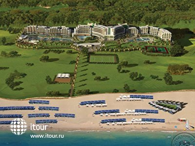 Фото отеля Barut Hotels Sorgun