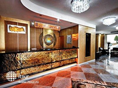 Фото отеля Rhisos Hotel Bostanci