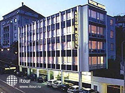 Фото отеля ASTOR