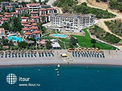 Фото отеля Justiniano Deluxe Resort