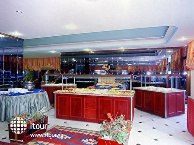 Фото отеля Abacus Idas Hotel