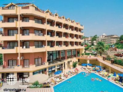 Фото отеля Club Palm Marmaris