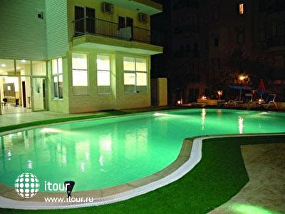 Фото отеля ASLI HOTEL MARMARIS 3 *