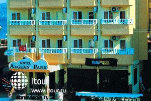 Фото отеля Aegean Park Hotel