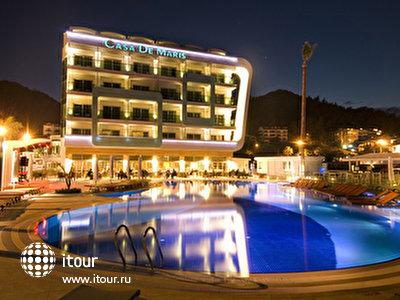 Фото отеля Casa de Maris Hotel