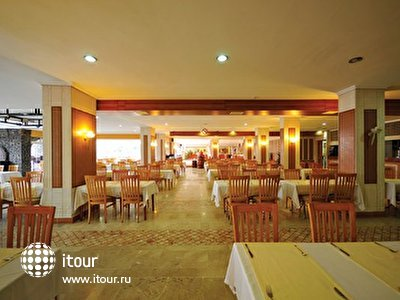 Фото отеля Palm Garden Gumbet (ex.Grand Iskandil)