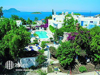 Фото отеля Blue Bodrum Beach