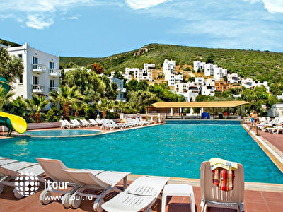 Фото отеля Caliente Bodrum Resort