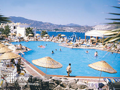 Фото отеля Tropicano Bodrum Club