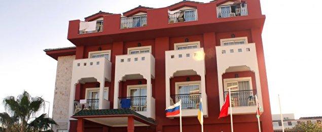 город кемер турция отель стар даст