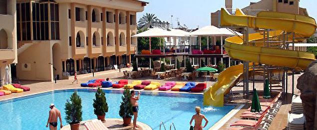 Residence Rivero Hotel Карте