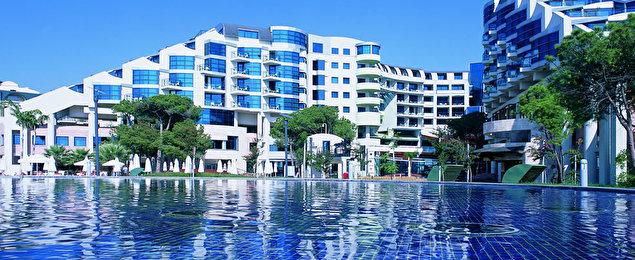 Квартиры в отелях испания