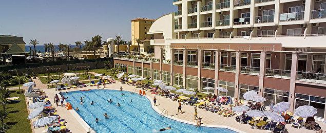 Karta Otelya Telatiye Resort Ex Seal Of Star 5 Zvezd Telatie Resort Sil Of Star Turciya Inzhekum Alanya