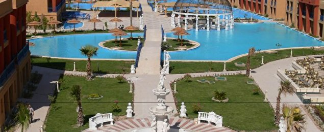египет хургада отель титаник бич фото