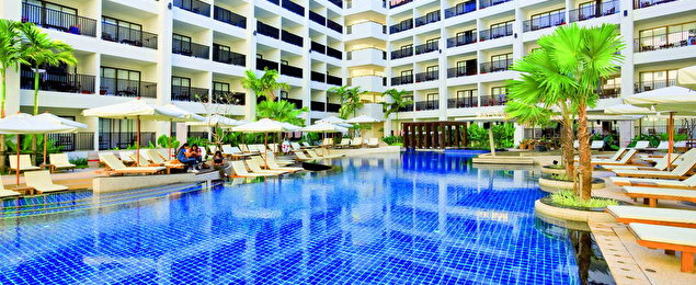 Отель Arinara Bangtao Beach Resort 4* (Таиланд, Пхукет) - цены ... | 260x635