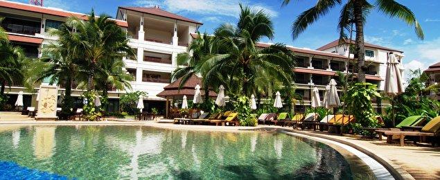 Фото отеля Arinara Bangtao Beach Resort 4* (Пхукет, Пхукет) - RCC ... | 260x635