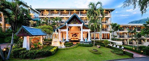Отель Arinara Bangtao Beach Resort, Пхукет, Таиланд: фото ... | 260x635