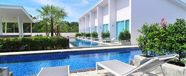 Отель Arinara Bangtao Beach Resort (ех. Dalar Resort BangTao Beach ... | 260x635