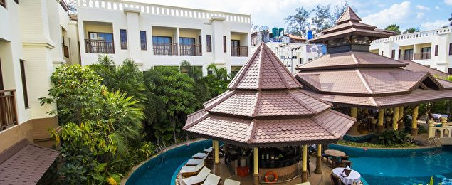 Фото отеля PGS Hotels Dalar Resort Bangtao Beach (Пхукет, Таиланд ... | 260x635